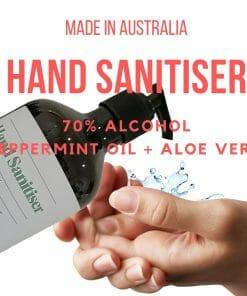 Made in Australia Hand Sanitiser