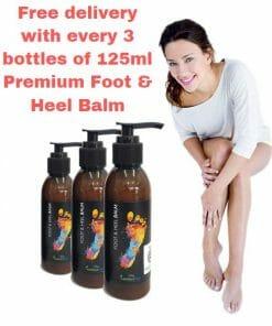 Foot Heel Balm